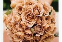 color wedding brown