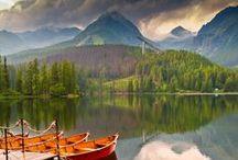 SLOVAKIA amazing place / Krásne miesta na Slovensku, ktoré musíte navštíviť. Tipy na výlet s rodinou.