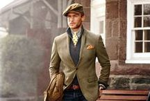MEN STYLE - Šarmantní páni / Niečo pre dámy, ktoré majú radi šarmantných pánov. A môžu sa inšpirovať pri kúpe oblečenia pre svojho partnera.