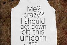 crazy me