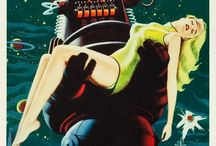 classic scifi movie posters / And more...