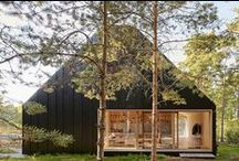 Architecture / Inspiration from notable architecture around the world. / by Rove Concepts