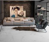 Living room tile ideas - Obklady do obývacího pokoje a ložnice
