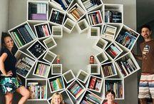 Habitación de lectura & bibliotecas