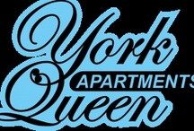 York Queen Apartments / Adult-only building with lots of old-world charm. Newly-renovated large units. Bachelors starting from $700+. 1-bedrooms starting from $895+.