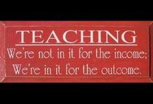 Education/Teaching Sayings / Inspirational and funny sayings about teaching, learning, and the education system.