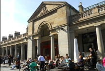 Covent Garden / Right in the heart of London's West End you can revel in the delights of the theatre, opera, ballet as well as the food and fashion.