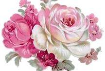 Do druku - motywy kwiatowe