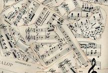 Music / Music / by Beryl Starr
