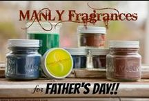 Gifts / Our soy candles make perfect gifts!  We have fragrances for every personality and are sure to deliver a smile :)