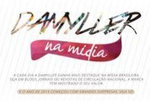 Damyller na Mídia / Confira algumas das principais aparições da Damyller e seus produtos na mídia em 2014! / by Damyller