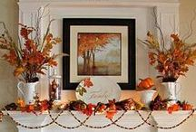 Autumn Decor / by Gfafan