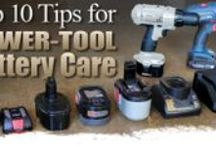 Tools / Tool cleaning and maintenance will keep your tools ready for use when needed.