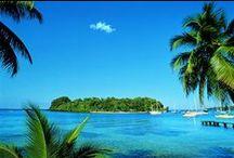 Caribbean Islands / by Gfafan