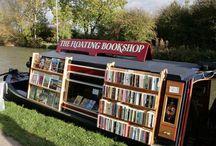 Bijzondere bibliotheekjes / Overal kom je bibliotheken tegen