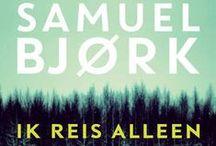 Scandithrillers / Thrillers van #Scandinavische schrijvers uit Noorwegen, Zweden, Finland en Denemarken en IJsland