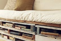 Pallete furniture