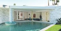 Midcentury Mania / Awesome home decor ideas & designs in fabulous midcentury style.