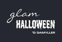 Glam Halloween Damyller / Para quem vai a uma festa de Dia das Bruxas mas não quer usar fantasia, a gente dá as dicas do nosso Glam Halloween para você usar looks de arrepiar nesta noite! / by Damyller