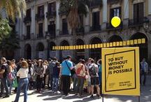 Barcelona 2014. Sant Jordi's Day / 1010 Ways To Buy Without Money. Sant Jordi's Day. Barcelona, April 23rd, 2014 www.1010waystobuywithoutmoney.org
