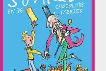 #Roald Dahl-week / Elk jaar vieren we op 13 september de geboortedag van meesterverteller #Roald Dahl. De boeken van deze bijzondere schrijver staan van 13 tot en met 20 september centraal in boekhandel, bibliotheek en op school.