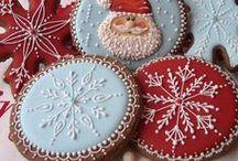 Ozdabianie pierniczków i ciasteczek
