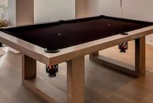DIY Pool Tables / Make Your Own Pool Table