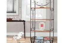 Dimond Home Bookcases || Modish
