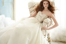 Bridal Fashion / ...my dress is out there somewhere.  / by Elizabeth