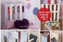 DIY (Do it yourself) / TUTORIALES. HAZLO TÚ MISMO