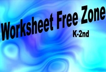 K-2nd Worksheet Free Zone / Forget the worksheets. This board is for all the awesome ideas, lesson plans, and products for K-2nd grade that get students involved in their learning! This board is currently not accepting contributors.