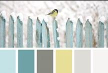 Color Palettes / Live In Color!