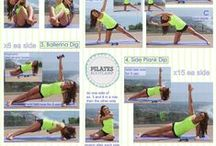 GET FIT! / Workouts and inspiration!