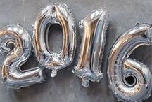 NEW YEARS DECORATION BY SOSTRENE GRENE / New years inspiration.  Design and pictures by Sostrene Grene.