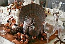 THANKSGIVING BLESSINGS / Give thanks / by Kim Gagliani