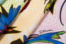Kevät 2014 - Vaatekaapin uudet värit / Pastelleja, kukkasia, pitsiä, runsaita kuvioita ja uudenlaisia materiaaleja