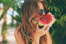 Bikini & sea sand sun