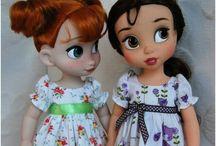 Animator dolls / Animator dolls by Disney with DIY dress