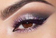 BEAUTIFUL EYE LOOKS! / Beautiful eye makeup looks!
