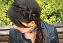 HAIR INSPO! / Gorgeous hair styles, bayalage inspiration, braids, and updos.