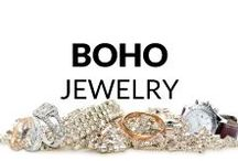 Boho Jewelry / Here you find many fresh and inspiring ideas of boho style jewelry! Necklaces & Pendants, Bracelets, Rings, Earrings, Brooches and Men's Jewelry... So, get some inspiration or just have a look and relax :)