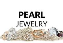 Pearl Jewelry / Here you find many fresh and inspiring ideas of jewelry with pearls! Necklaces & Pendants, Bracelets, Rings, Earrings, Brooches and Men's Jewelry... So, get some inspiration or just have a look and relax :)
