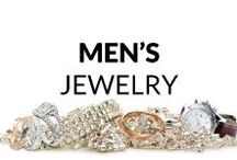 Men's Handmade Jewelry / Here you find many fresh and inspiring ideas of vintage or men's jewelry! Necklaces & Pendants, Bracelets, Rings, Earrings, Brooches and Men's Jewelry... So, get some inspiration or just have a look and relax :)