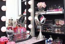 MAKEUP ROOM IDEAS! / Ideas to organize my makeup
