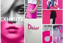 Great Moodboards / Looking for inspiration for your next graphic design project? Look at my at my moodboard collection. See how photos, colors and fonts work together. And... Follow this board, it gets constantly updated!