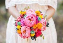 Mariage * Multicolore / Idées et inspiration pour un mariage aux couleurs vives