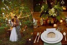 Mariage * Champêtre / Idées et inspiration pour un mariage champêtre