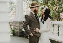 Le Look du Marié / Costumes et accessoires pour la marié