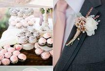Mariage * Pastel / Idées et inspiration pour un mariage aux couleurs pastels