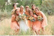 Mariage * Corail / Idées et inspiration pour un mariage couleur corail